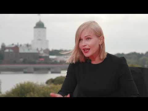 """Юлия Пересильд на кинофестивале """"Окно в Европу""""-2019. Интервью"""
