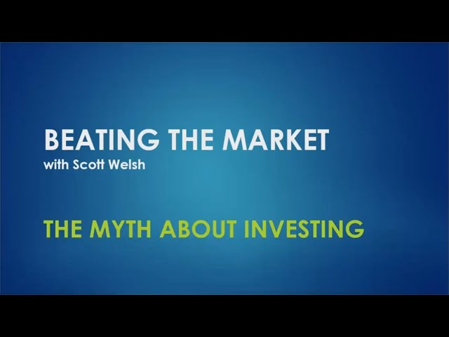 The Myth About Investing