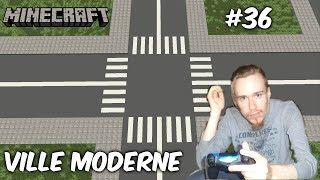 MINECRAFT   Ville Moderne #36 [Live] [PS4 FR]