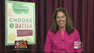 Coffee With: Julie Foudy