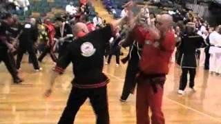 Zen Do Kai BJC-Arnis Techniques Demo