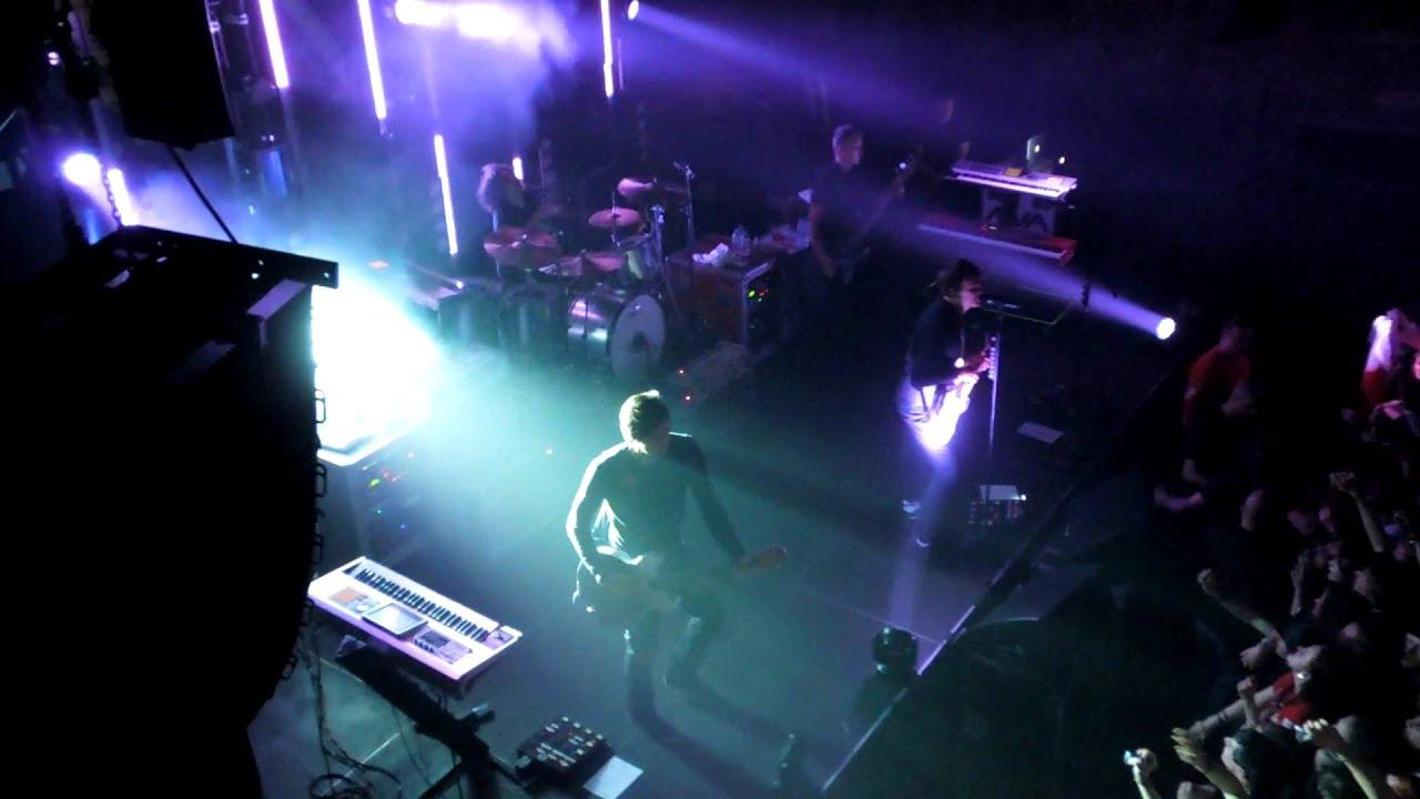 Angels and Airwaves - Anxiety live in Berlin, Kesselhaus, Germany HD (3.4.2012)