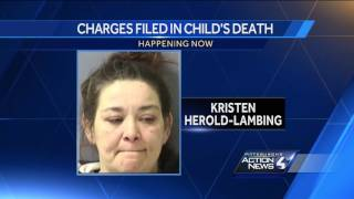 Mother of suspect in Butler boy's death charged with hindering apprehension