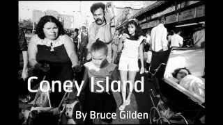 Bruce Gilden - Coney Island (2005)