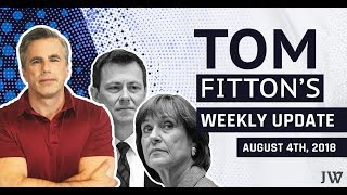 JW: NEW Emails Reveal Special Privileges for Peter Strzok, NEW Docs on Clinton-DNC Dossier...& More!
