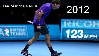 Roger Federer - The Genius Year