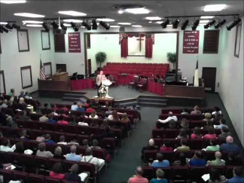 """Prevailing Prayer"" - Evangelist Tom Farrell"