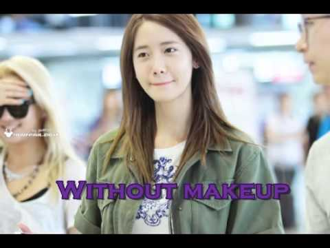 Yoona snsd no makeup Pics only - YouTube