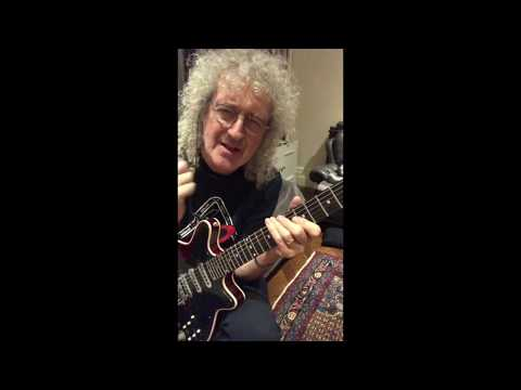 Brian May: Hammer To Fall microstudy #8 - 30 March 2020