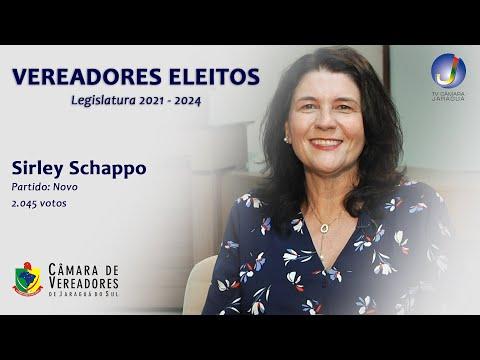 SIRLEY SCHAPPO - VEREADORA ELEITA