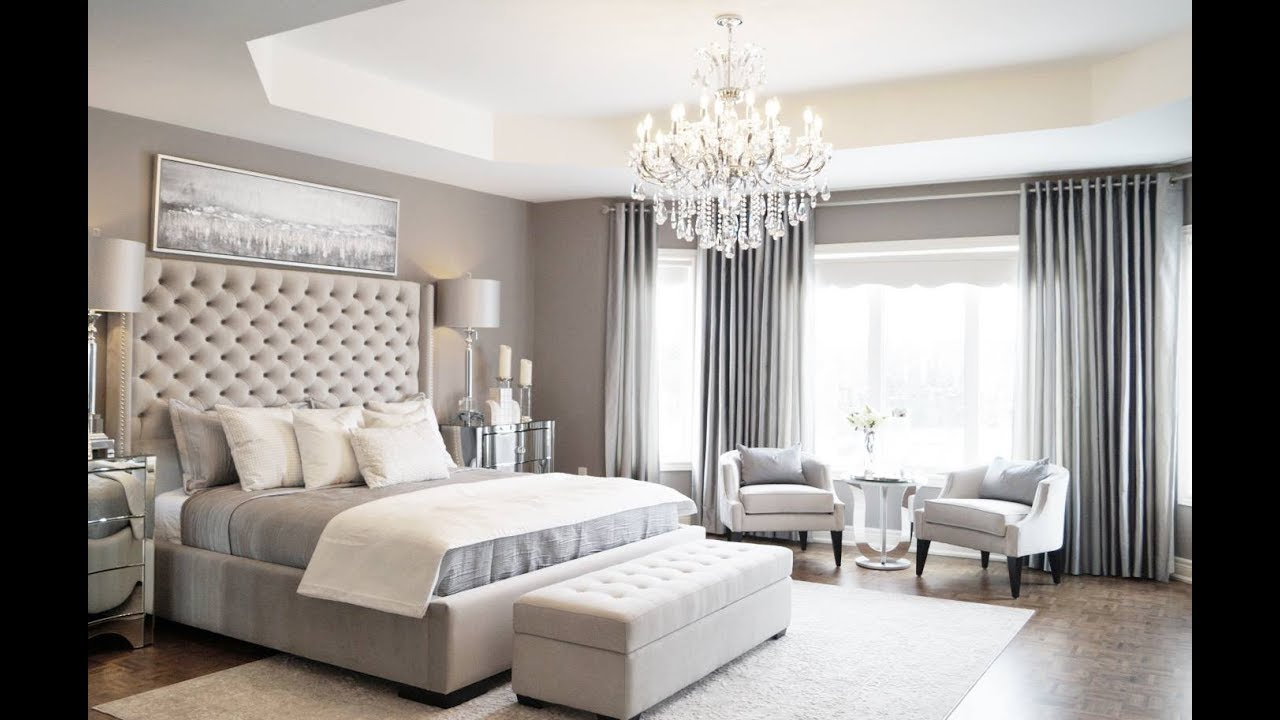 Master Bedroom Makeover/Reveal - Kimmberly Capone Interior ... on Make Up Room Ideas  id=87477