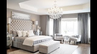 Master Bedroom Makeover/Reveal - Kimmberly Capone Interior Design