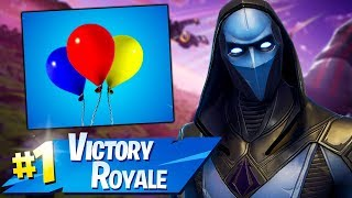 LIVESTREAM #767 FORTNITE! PRESENTS SOON! BALLOONS COME OUT TOMORROW? SKINS REMOVED 🏆 595 WINS