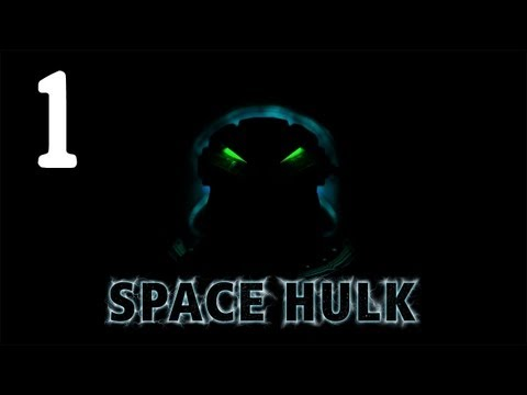 Let's Play Space Hulk (2013) Mission 1 - Suicide Mission - Episode 1