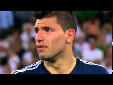 FIFA World Cup 2014  final moments  ( by Messi's Crazy Supporters # M C S)