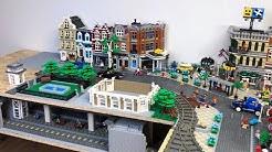 Bau einer Lego Stadt Teil 80. - Der Stadtpark [2]