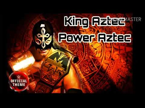 King Aztec - Power Aztec ( Entrance wwe rol )