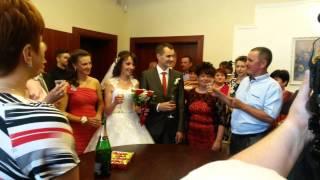 ЗАГС Свадьба Юры и Светы