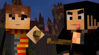 Harry potter in minecraft interactive roleplaying w gizzygazza ep 1