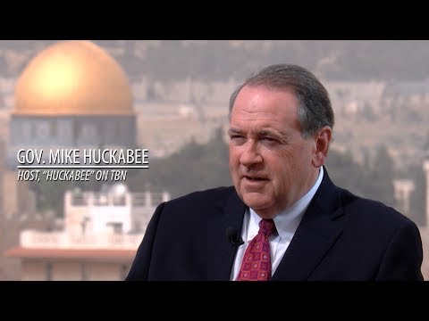 Governor Mike Huckabee On The Miracle of Israel