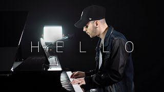 Evanescence - Hello (Cover by Dave Winkler)