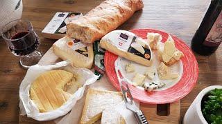 Как и с чем правильно есть французский сыр