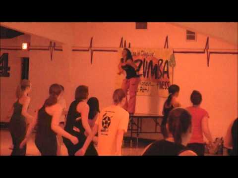 ZUMBA with Heather Michael Velocidade 6