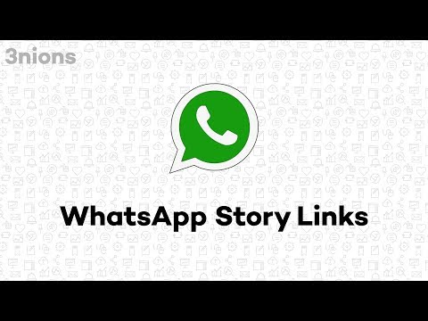 How To Add Links In Whatsapp Statusstory Putting Url In