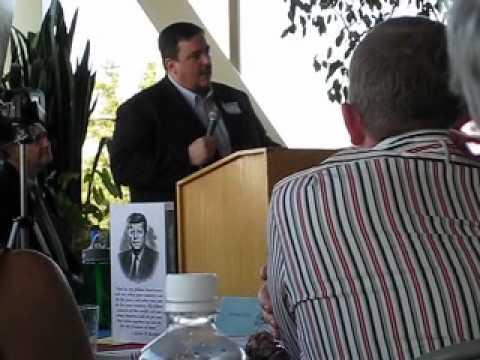 Scott McAdams Ignites Alaska Dems10.mov