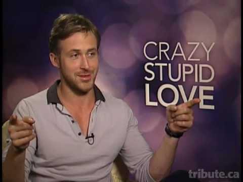 Ryan Gosling - Crazy Stupid Love Interview
