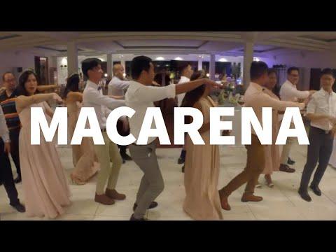 Macarena (Bayside Boys Mix) by Los Del Rio Line Dance
