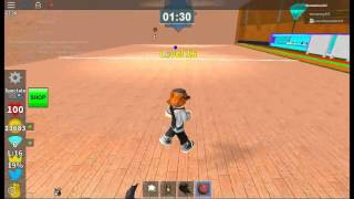 Roblox Ripull Minigames Final Round (Five) - Themanboy123 Vs. Yaasinisawesome123 - Dodgeball Rematch