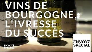 Envoyé spécial. Vins de Bourgogne, l'ivresse du succès - 18 octobre 2018 (France 2)