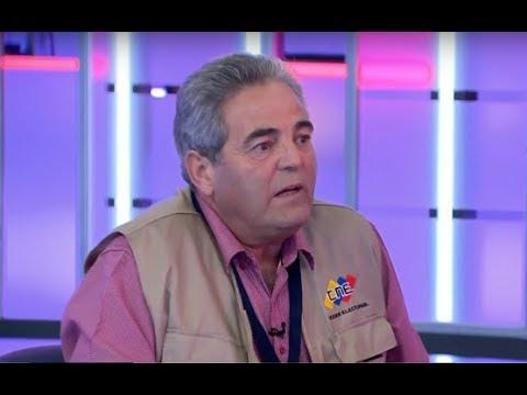 El alcalde del PSOE de El Bonillo, Juan Gil Gutiérrez, defiende el sistema electoral venezolano