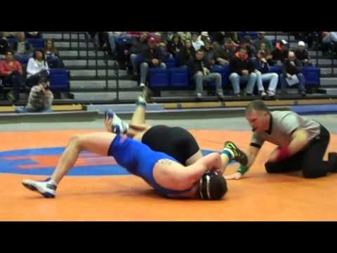 UW-Platteville Wrestling  vs.  UW-Oshkosh