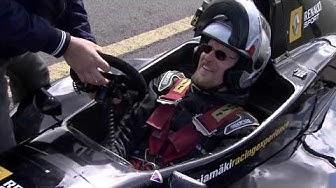Näin paljon maksaa oikealla F1-autolla ajaminen | SpeedPassion | KAASUJALKA