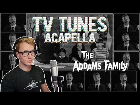 The Addams Family Theme - TV Tunes Acapella