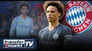"Sané-Transfer zum FC Bayern ""gut möglich"" – Nächster Rekord-Deal? | TRANSFERMARKT"