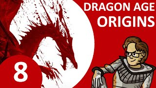Let's Play Dragon Age: Origins Part 8 - The Refugees Lothering