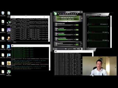 Multiple Crypto Coins & Ethereum Mining From Your Hardware