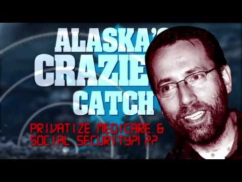 THE CRAZIEST CATCH:  Joe Miller, Alaska Tea Partier