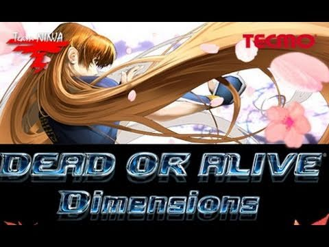 Dead Or Alive Dimensions Video Review