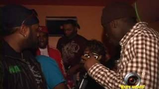 Jadakiss and friends Club Nocturnal Brooklyn NY Host: Lloydie D Stiff