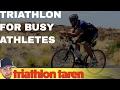 Sub-1:07 Sprint Triathlon Training for Busy Families