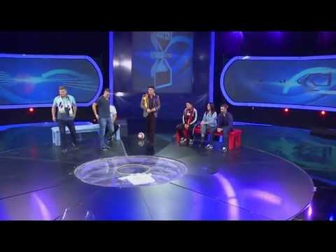 Super Sfida REAL MADRID vs BARCELONA Komplet Emisioni S01E13