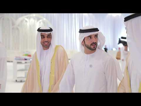 حفل زفاف محمد جمعة الغرير 2018