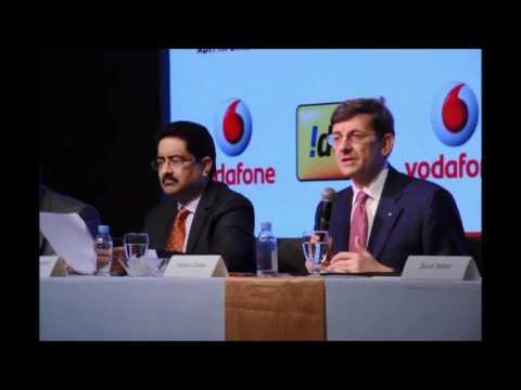 Idea, Vodafone announce merger