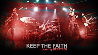 KEEP THE FAITH - BON JOVI - Cover by REDSTOCK