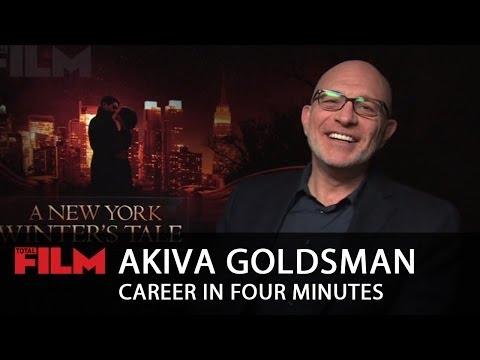 Akiva Goldsman: Career In Four Minutes