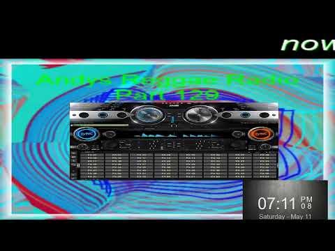 Andys Reggae Radio-Part 129